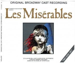 Les Misérables - Original Broadway cast recording