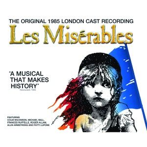 Les Misérables - The Original 1985 London cast recording